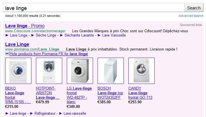 google-shoping-adwords