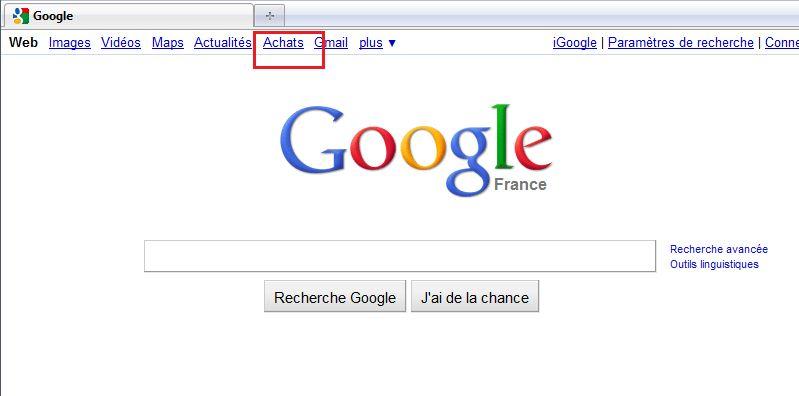 google-shoping