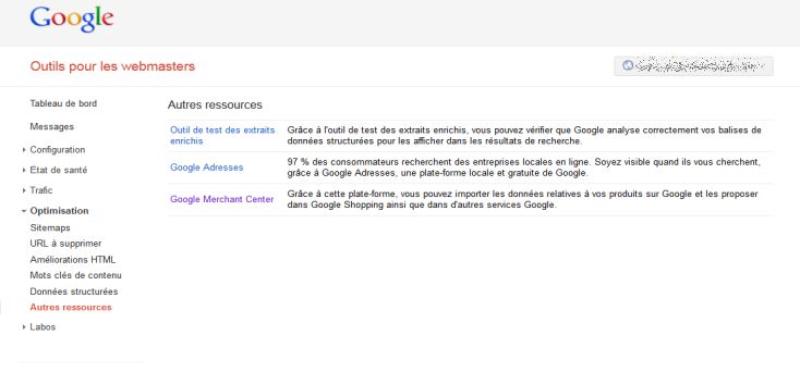 google-webmaster-tools-septembre2012-autre-ressource