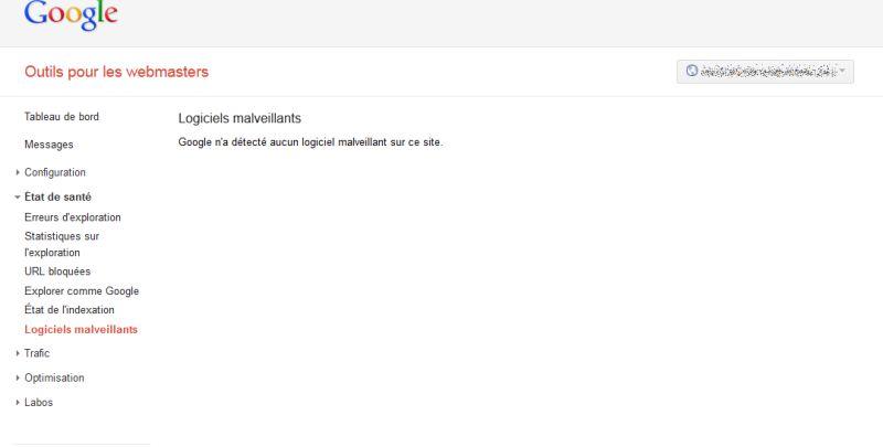 google-webmaster-tools-septembre2012-logiciels-malveillants