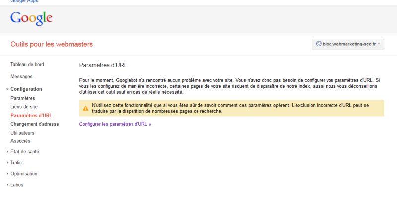 google-webmaster-tools-septembre2012-parametre-url