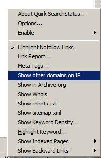 Domaine sur la même IP