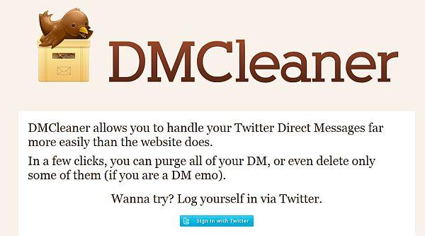 Dmcleaner