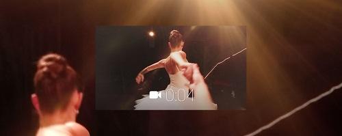 Enregistrement des vidéos par Google Glass