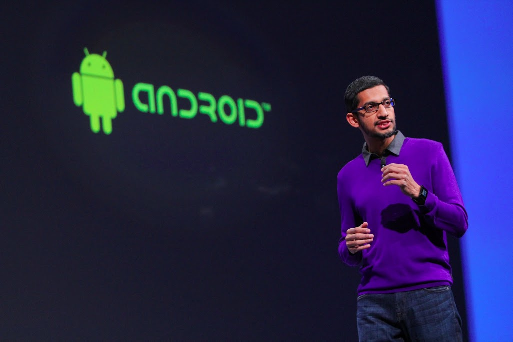 Sundar Pichai - Android