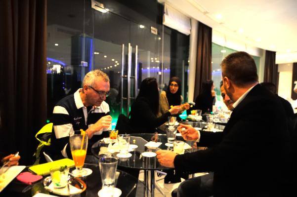 Le soir au Tunis SEO 2015