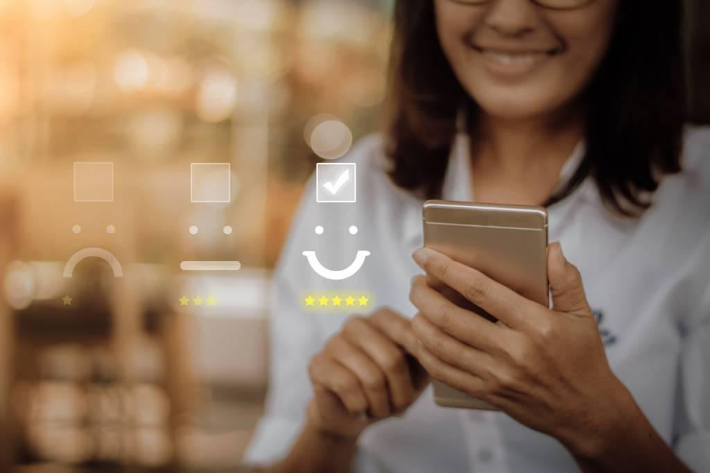 Comment sait-on si les clients sont satisfaits ou non?
