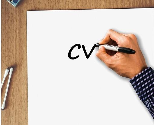 Que doit contenir le CV?